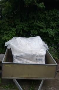 Filtematerial für Trinkwasseeranlage